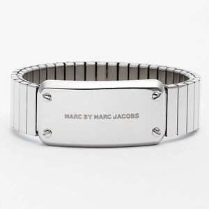 Marc by MARC JACOBS - silver extensible bracelet